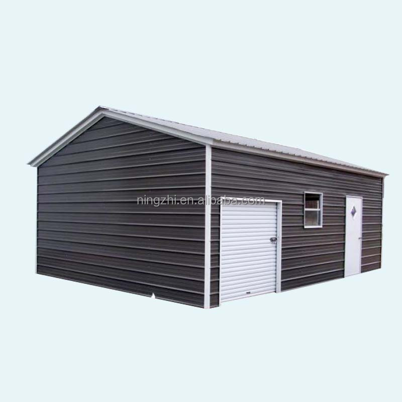 PREFABRICATED durable farm sheds &large steel shed