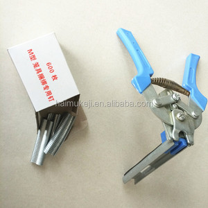 M Ring Rabbit Cage Assemble Plier And Animal Clamp Plier Wholesale