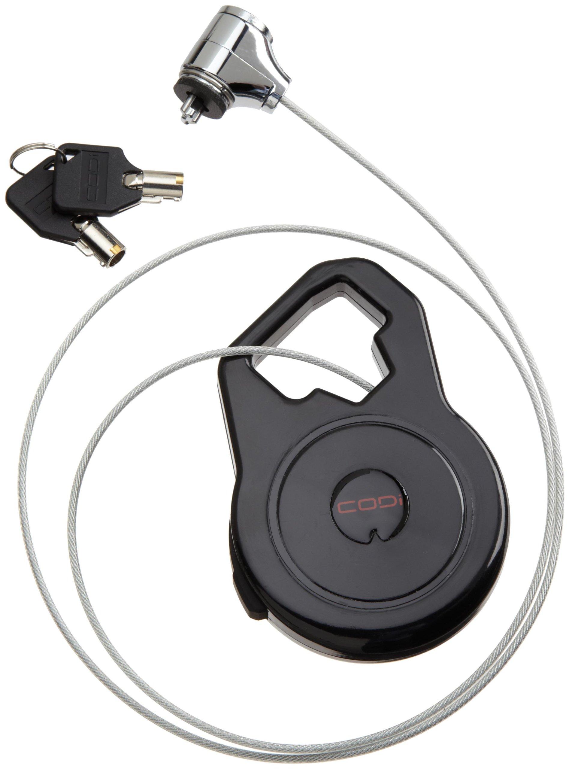 CODi Retractable Key Cable Lock