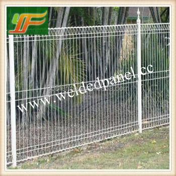 Bon Landsacpe Fencing Creative Design Metal Garden Fencing/metal Iron Fence  Pickets/modern Fence Panels