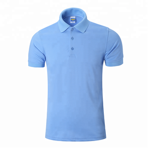 Guangzhou Promotional Clothing Women/Men Polo shirt