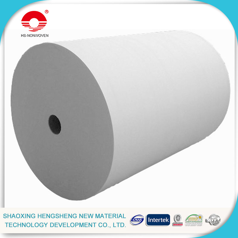 Chinese Gold Suppliers White Household White non woven pp fabric roll