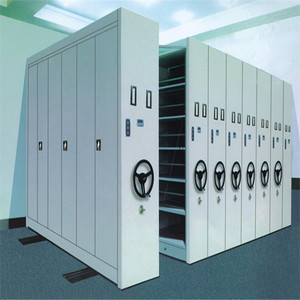 Customized Steel Mobile Bulk File Cabinet