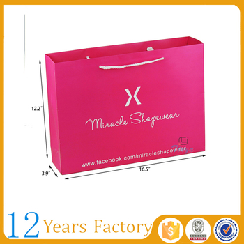 extra large shopping carrier paper bag dubai