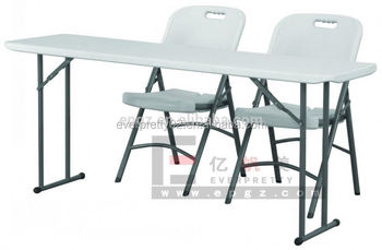 Double Plastic Folding Table And Chair Cheap Folding Table And Chairs Sale Ch