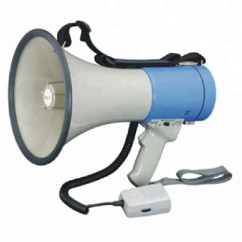 Handheld Megaphone with Safety Siren