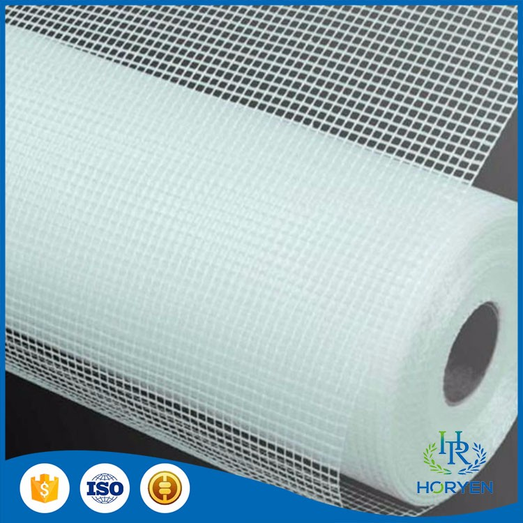 Custom made pvc corner fiberglass mesh supplier