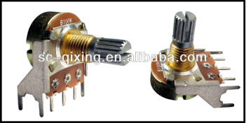 16mm ALPS linear 20k potentiometer rotary