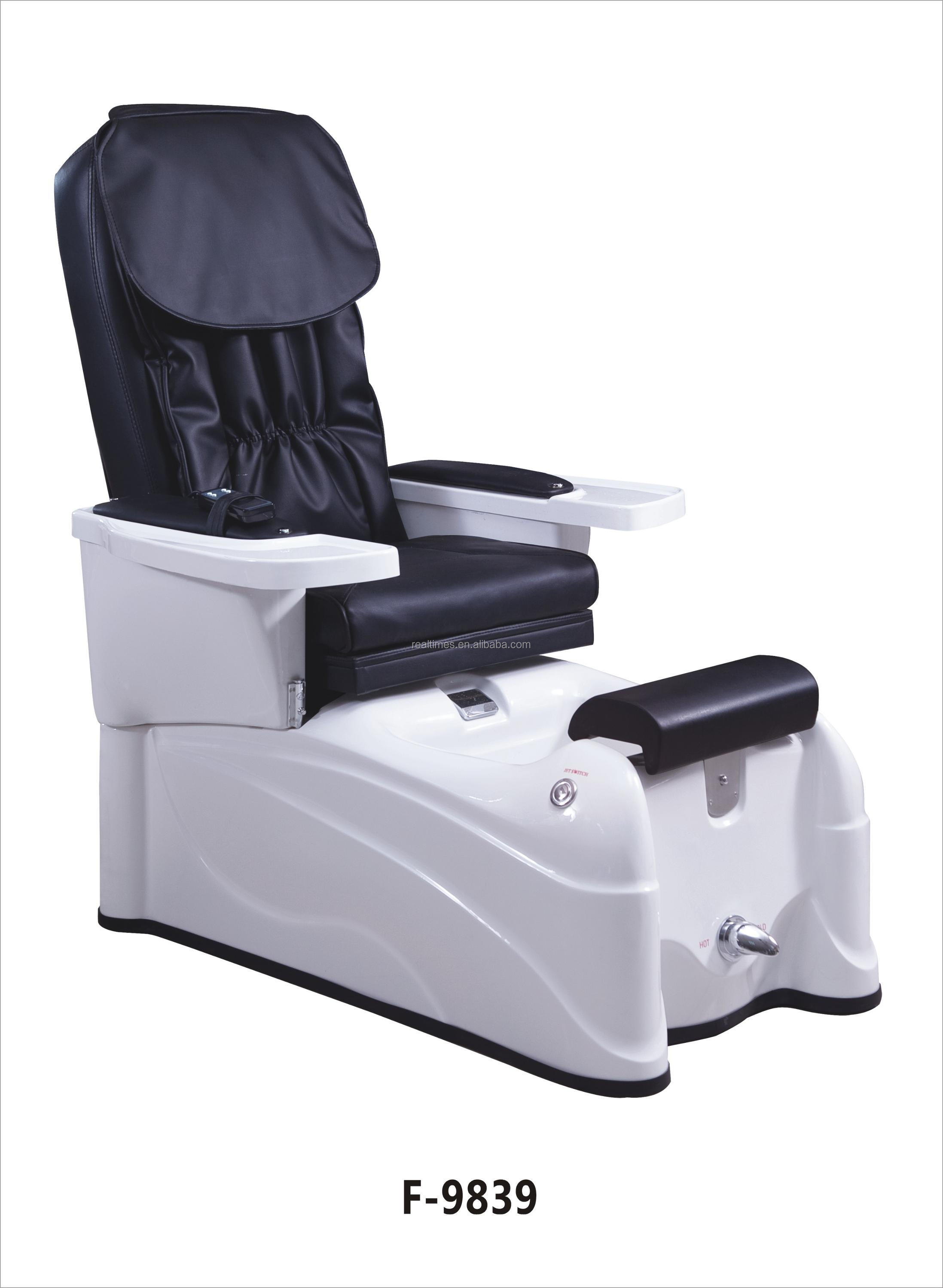 Wf 9839 Pedicure Chair Foot Spa Massage Used Pedicure Chair For