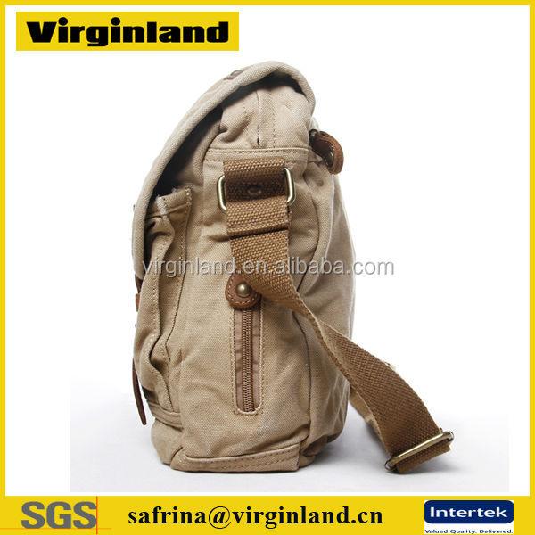 Hot Selling Canvas Bag Material Shoulder Bag With Ajustable Long ...