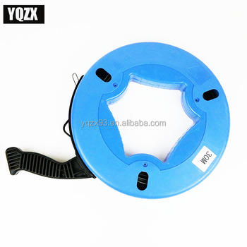 Fish Tape Electrical Wire Puller Easy To Use Reusable Cable Puller ...