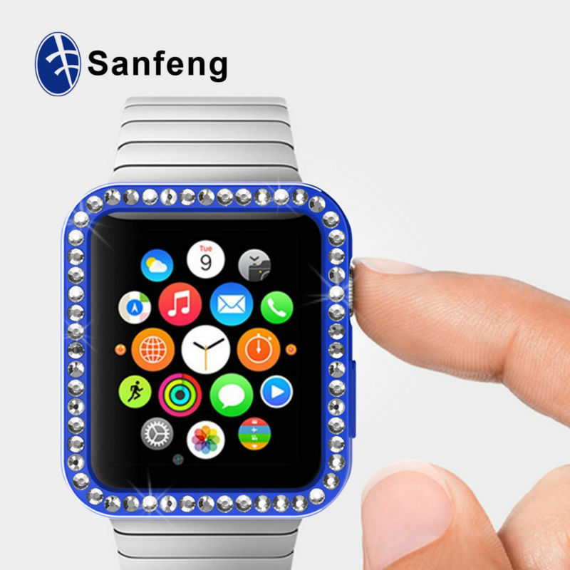 38mm Watch Accessories For Apple Iwatch Cover