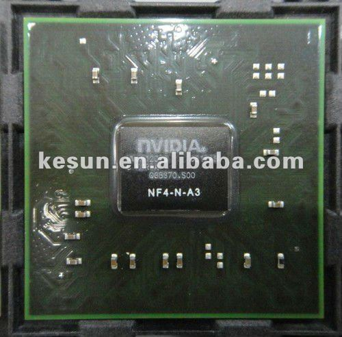 100% NEW nVIDIA Geforce NF4-A3 NFORCE4-A3 NFORCE4-N-A3 BGA ic chip north bridge Chipset (NF4-N-A3)