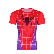 spider men t-shirt