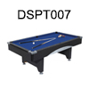 Latest style with rainbow leg pool table,hot selling with high repurchase rate 8ft billiard pool table manufacturer in china
