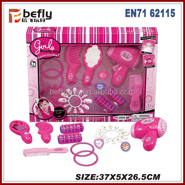 2015 Best Selling Plastic Beautiful Girls Toys