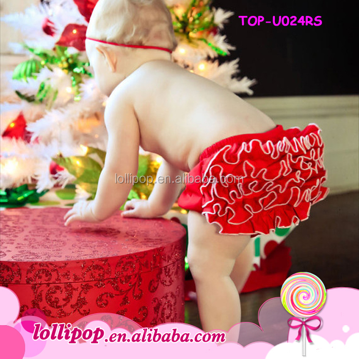 0-6 Years Summer Candy Colors Infant Ruffle Shorts Diaper Cover Baby Girls Cotton Icing Ruffle Bloomers For Photography Props
