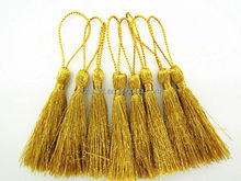 Excellent quality hot sell mini long tassels for clothing