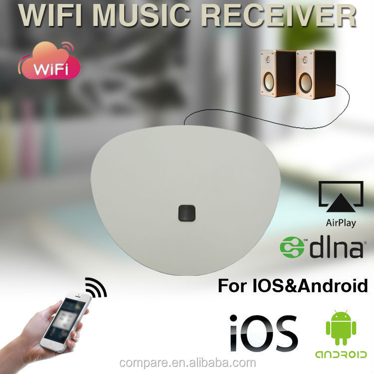 Compare dlna airplay wifi audio wireless vga transmitter