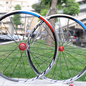 Light Weight 700C Road Bicycle Wheel Aluminium Alloy Road Bike Wheelset Racing Wheels 10 11 speed GUB R730