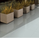 China top 10 ceramics factory pure color supper white polished porcelain floor tiles 600x600