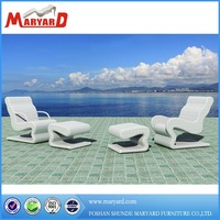 adult outdoor day beds sun lounger with shade