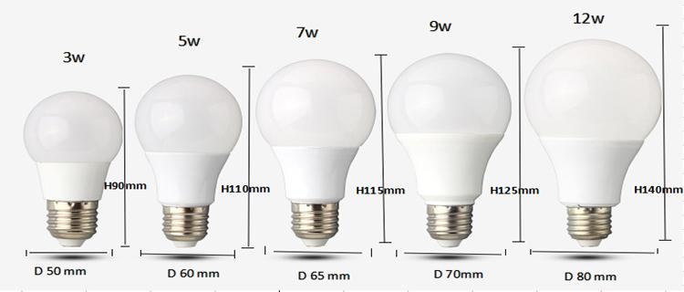 Ac85-265v Led Bulb Circuit Diagram