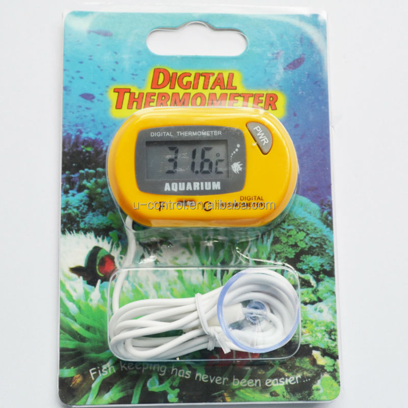 st-3 mini-thermometer digitale/mini aquarium thermometer/kleine digitale thermometer voor aquarium