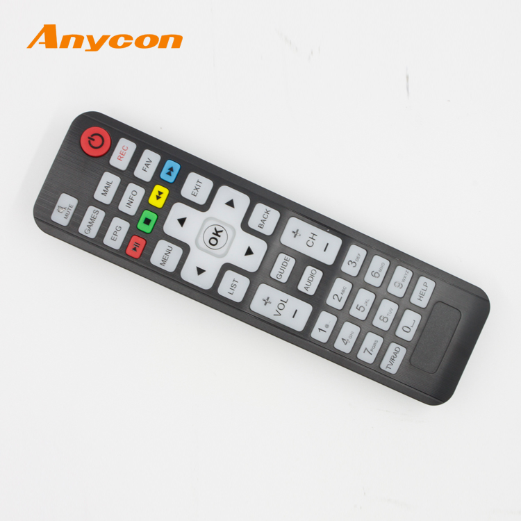Factory direct price IR Learning new max tv remote control
