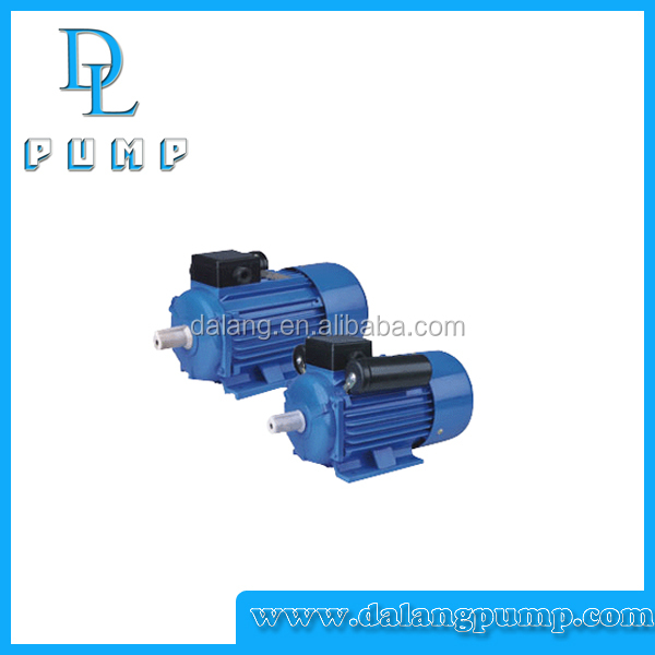 YC Series induction electric motor centrifugal water pump