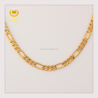 China supplier high quality engagement necklace chain 18k gold