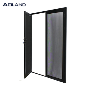 Australia standard stainless steel security door with lock design china factory supplier
