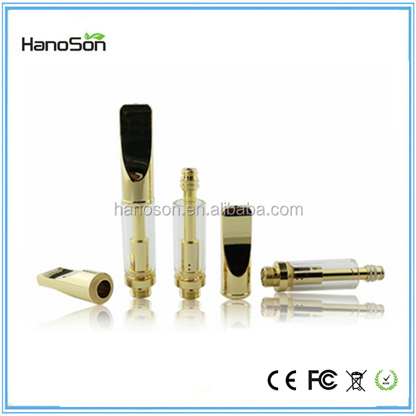 Hemp Oil Glass Cartridge CBD Oil Atomizers E Cig O.pen Vape CO2 Extract Hemp Oil Filling Cartridge 510