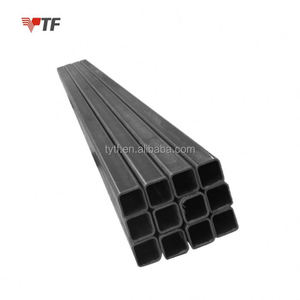China supplier execution ASIAN standard black square steel tube