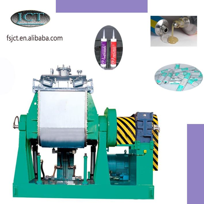 Cheap For High Efficiency Viscosity Material Kneading Kneader Machine