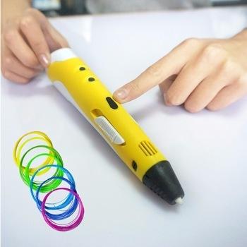 Diy Drawing 3d Pen For Kids - Buy 3d Drawing Pen,Custom Stylus Pen,Magic  Pen For Kids Product on Alibaba com