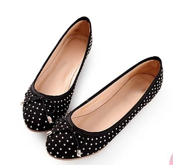 Xiangtai New Arrival 2015 New Girl Shoes New Design Fashion Lady ...