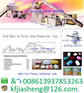 mini small toilet laundry soap making machine production line