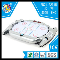 Children Funny Indoor Games Table Electric Hockey Game Table With Music And Light
