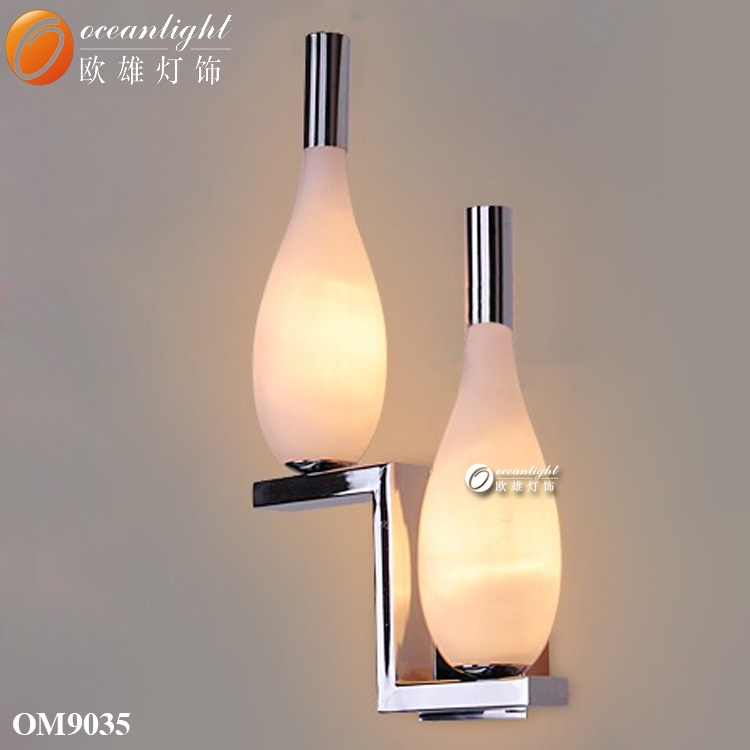 Bottle Hot Selling Bedside Flexible Arm Led Wall Lamp reading Wall