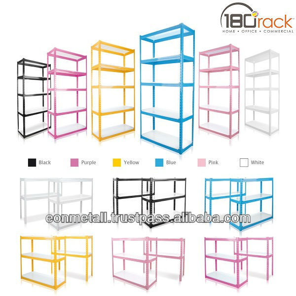 Color Display Rack (Boltless)