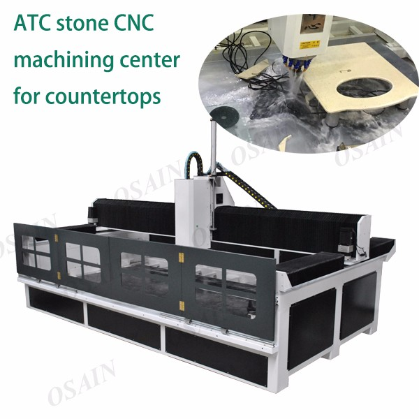 Cnc Fabrication Of Stone Cnc Router Machine For Granite