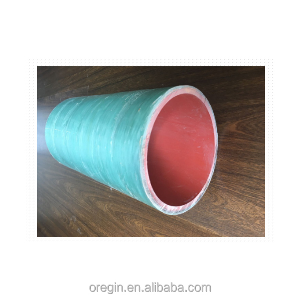 Plastic composite power protection tube