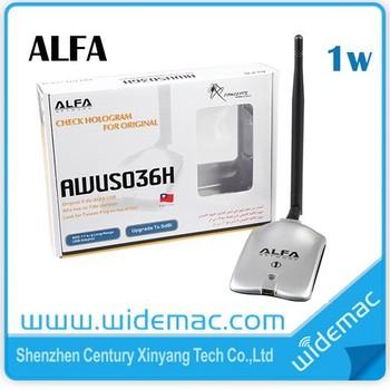 Alfa High Power Wifi Dongle With Ralink Rt3070 Chipest - Buy Alfa Wifi  Dongle,Alfa High Power Wifi Dongle Rt 3070,Alfa High Power Wifi Dongle With
