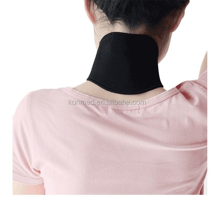 2020 High quality new product tourmaline magnetic neck support belt/brace to relieve neck pain