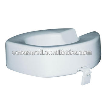 Se diseño asiento de inodoro para las personas con discapacidad para el  cuarto de baño 51823d211252
