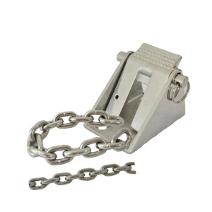 stainless steel marine anchor chain stopper