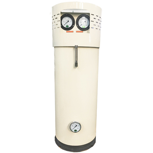 100 kg per hour Electricity Heated Water Bath Hot Water LPG Vaporizer