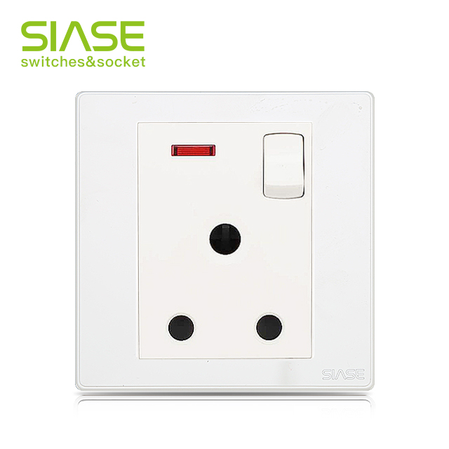 Panel Mounting <strong>BS</strong> 546 Switch Outlet British <strong>Standard</strong> 15A Switched <strong>Socket</strong>