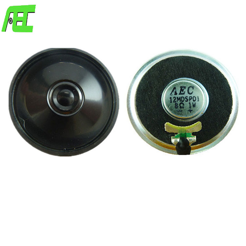 Wholesales Mini GPS Speaker 45mm 8ohm 1w Waterproof Mylar Speaker